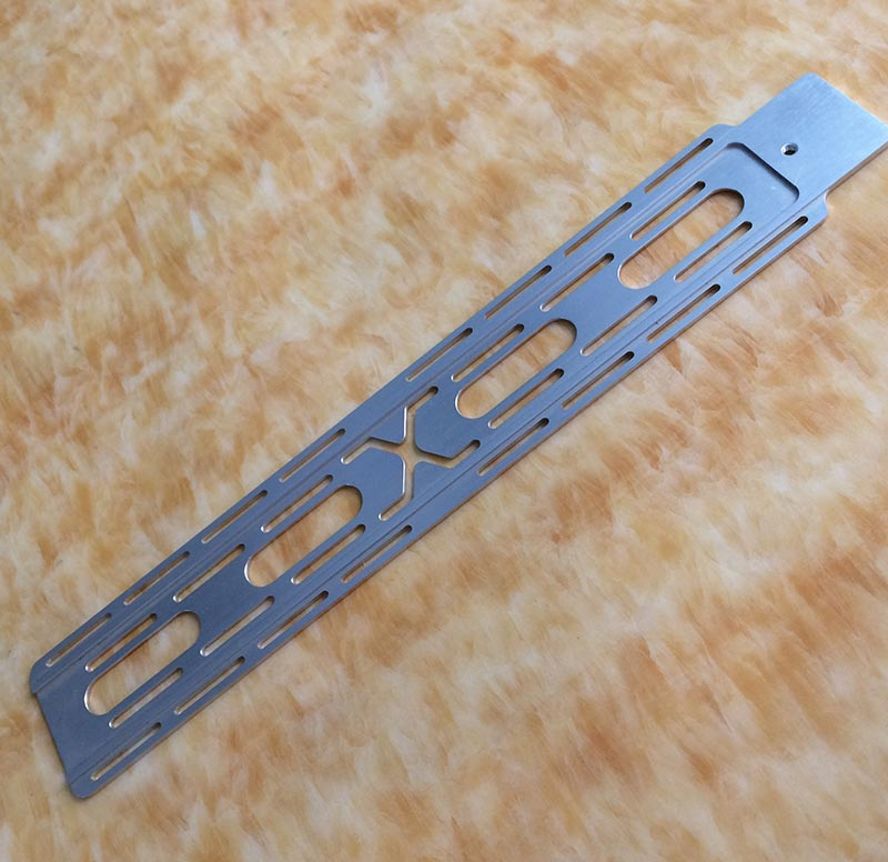 Precision Aluminum Parts Processing