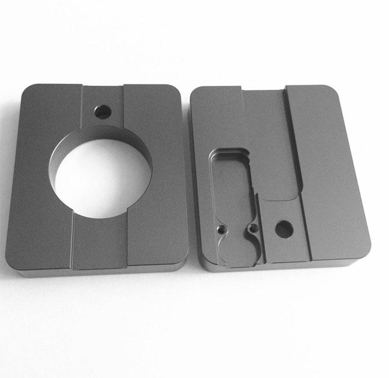 CNC Machining Aluminum Parts