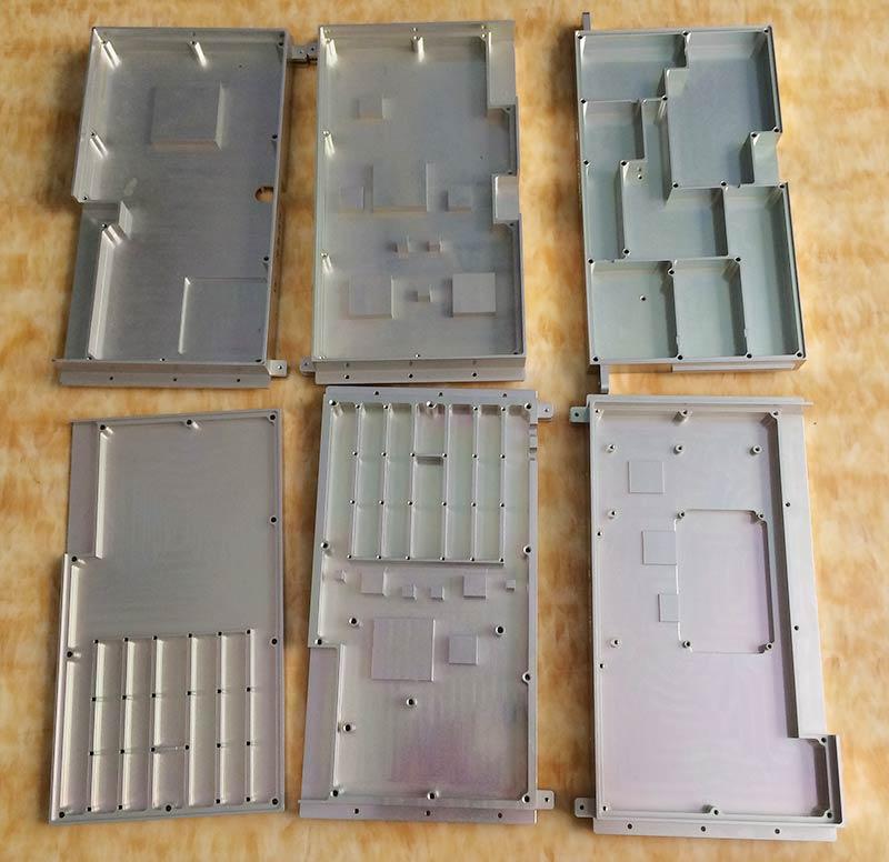 custom  electrical appliances Aluminum Parts