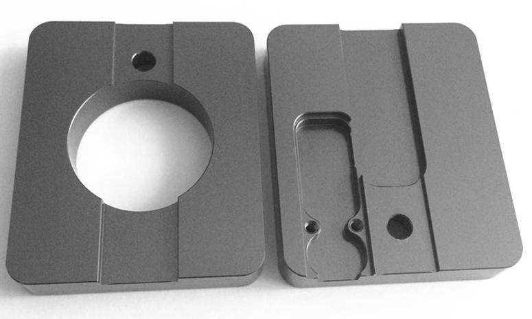 precision aluminum parts Manufacturer